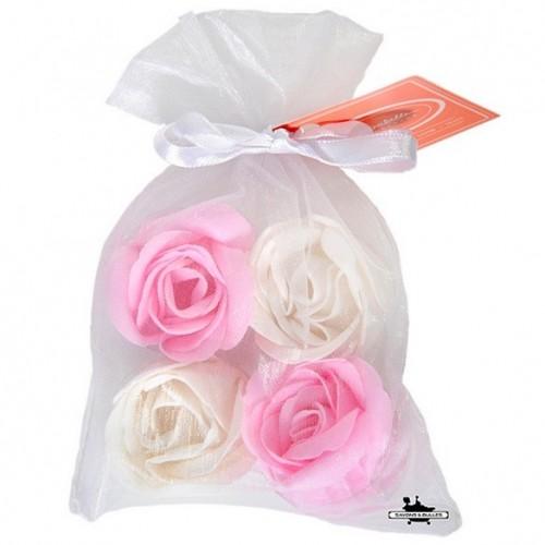 4 Roses pour le Bain