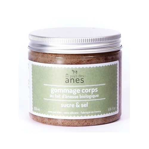 Gommage Corps  Sucre et sel