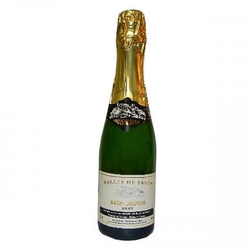 Champagne gel douche Verveine