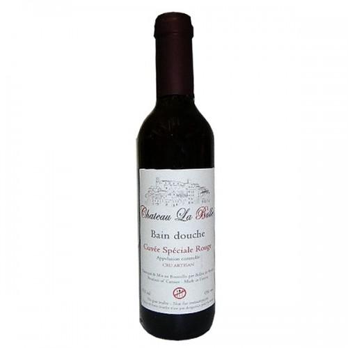 Vin Rouge Bain Douche