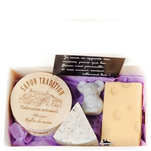 Coffret Fromages